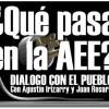 Diálogo del pueblo con la AEE