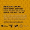 Mercado Local en el barrio Machuchal, Santurce