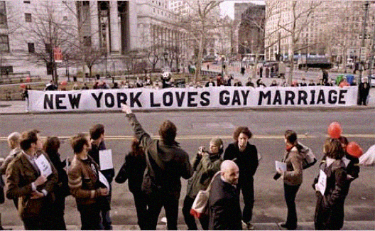 Gay rights marriage states