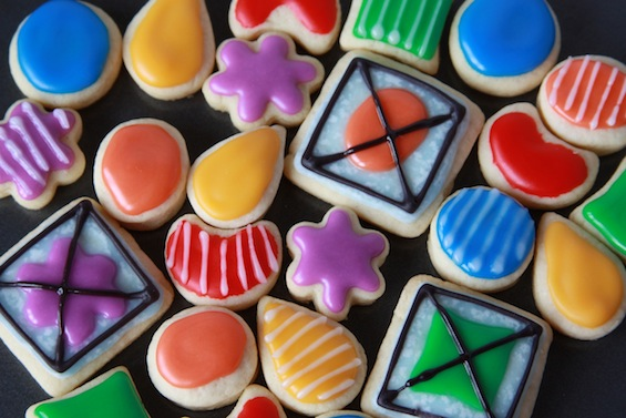 Candy Crush Cookies