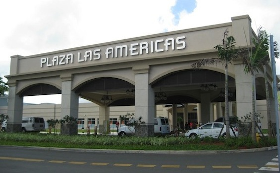 Plaza Las Américas is a shopping mall in Hato Rey, San Juan, Puerto Rico, located at the intersection of Routes 18 and