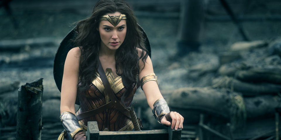 Wonder Woman: Esperando a Gadot