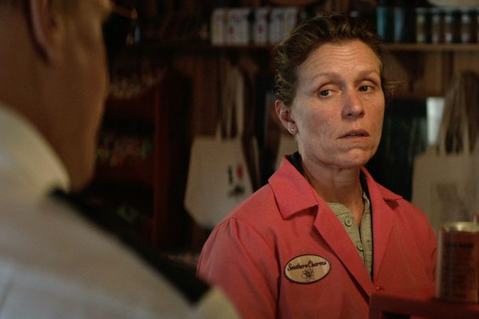 Three Billboards Outside Ebbing, Missouri: Una joya