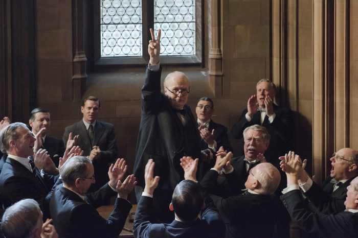 Darkest Hour: al borde del abismo