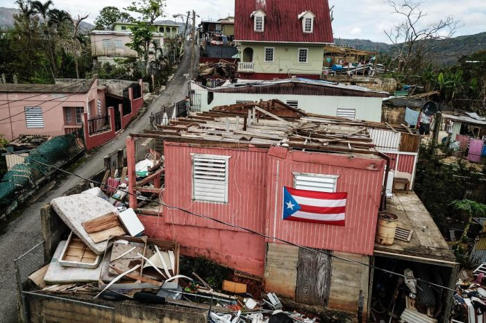 Puerto Rico's Grassroots Airlifts