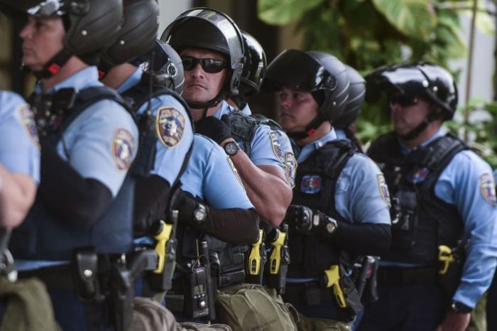 Policing is the Crisis